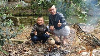 Chim Cút Nhồi Bí Ngô & Luộc Nước Dừa - Liệu Món Nào Xẽ Ngon Hơn??