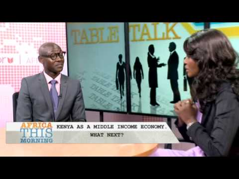 TABLE TALK 30TH SEP WITH BERYL OORO AND KENNETH OKWARO