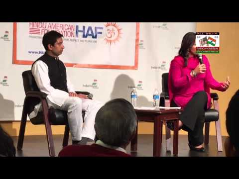 HAF  TULSI GABBARD NOV 2014 ALL INDIA RADIO HOUSTON