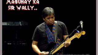 Wally's Blues - Juan Dela Cruz Band [Original Version]