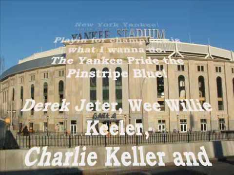 I Wanna Be A New York Yankee! How About This As Official Yankee Song?