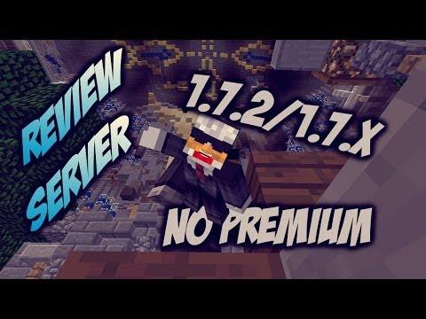 Review Server    Defiende la Villa    NO PREMIUM    1.7.2-1.7.X - Minecraft