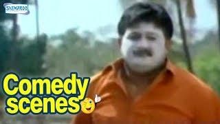 Comedy Kannada Scenes - Hit Komal Funny Scenes