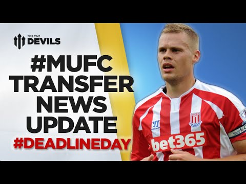 Transfer Update   Transfer News Reaction - Deadline Day   Manchester United