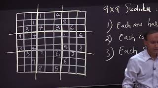 Puzzle 8: You Won't Want to Play Sudoku Again