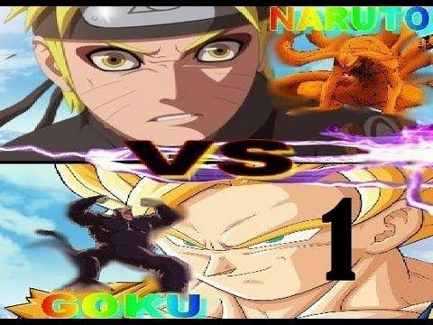 Naruto vs Goku GTA san andreas Parte 1- Batalla de Guerreros