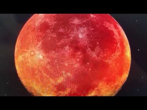 Apocalyptic Signs: Mars, Earth, Sun All Aligned (Blood Moon Is Next)