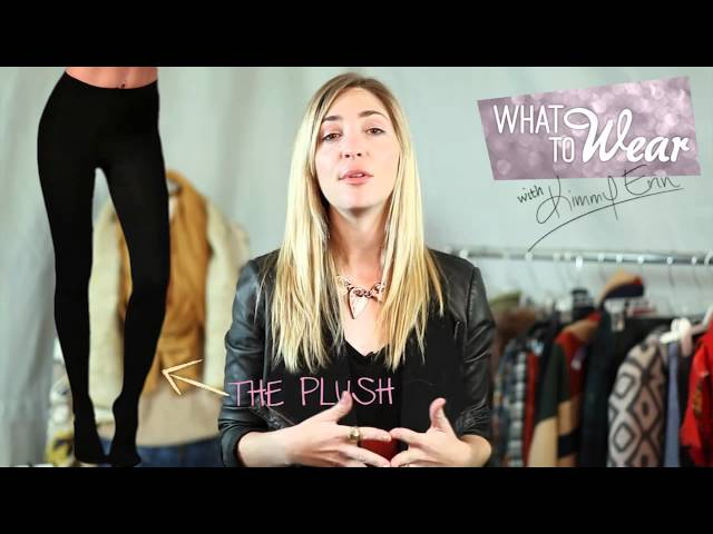 How to Wear Jeans in Chilly Weather: WHAT TO WEAR with Kimmy Erin
