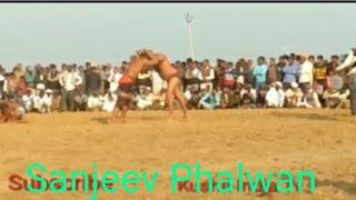 Sanjeew Phalwan vs Royal Boddi Phalwan Kushti yamunangar