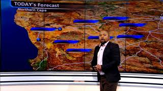 SA Weather |  Saturday, 17 August 2019 | #SABCWeather