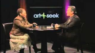 Regina Taylor interviewed by Jerome Weeks for Art&Seek on Think