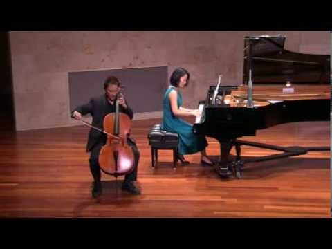 River Flows in You cello cover (Yiruma/Liu) revisited