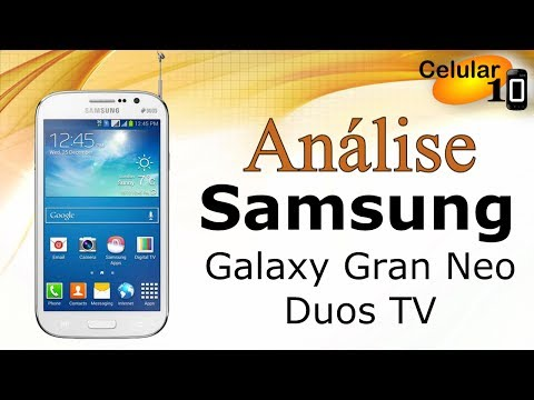 Análise: Samsung Gran neo duos TV ( GT-I9063 )