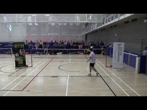 Munster Open 2013 - MS - Will O'Neil v Joshua Magee