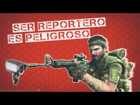 Ser Reportero Es Peligroso Ep.5 Call of Duty Black Ops [HD] Comentado por Willyrex