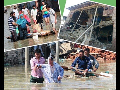 After floods, life in Kashmir Valley.