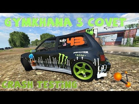 beamng drive alpha the mystery machine crash testing 63 hd how to save mon. Black Bedroom Furniture Sets. Home Design Ideas