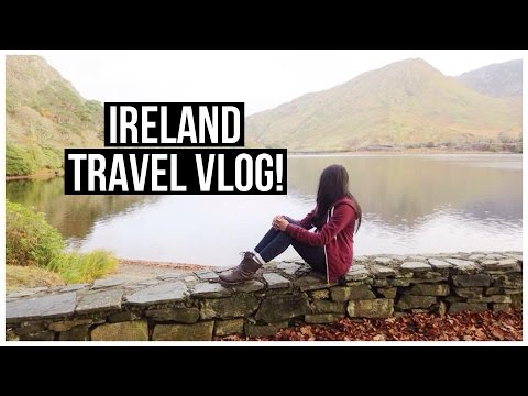 Come With Me To IRELAND! | Travel VLOG