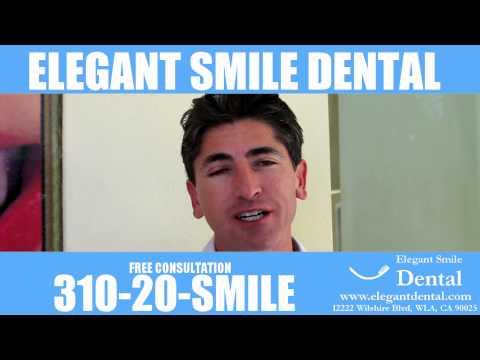 Dentist in Santa Monica   Video Testimonial