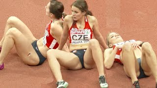 gorgeous, fast Czech runners 2015