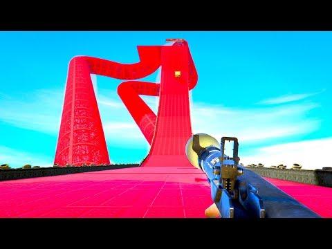THE BIGGEST MEGA BOWLING RAMP?! (GTA 5 Versus)