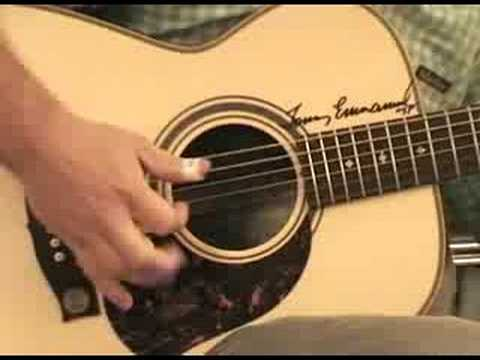 Anji (Anjie) -by Davey Graham - Fingerpicking