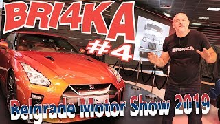 2019 International Motor Show Belgrade | EP4|Beogradski Sajam