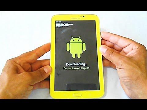 Stock Rom Firmware Samsung Galaxy Tab 3 SM-T110, T111M, T210, T2105, T211, Atualizar, Restaurar
