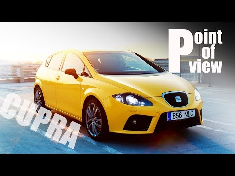 2007 Seat Leon Cupra 2.0 TFSI POV Test Drive and Review
