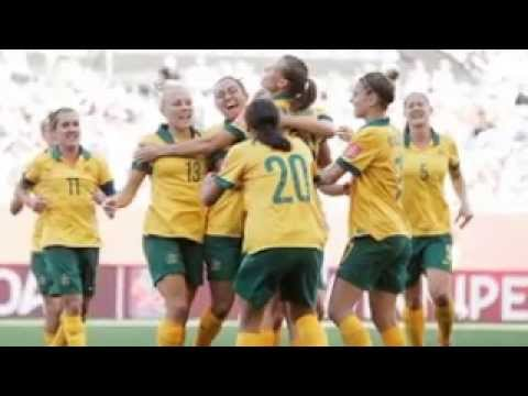 Australia Vs Nigeria Highlight (Fifa Women's WorldCup Canada 2015)