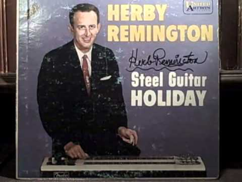 Herb Remington - Deep Beat on a 1961 United Artists record
