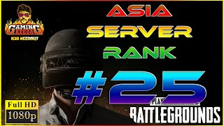 #Pubg Mobile #Asia Server Rank Top 10 Player R3D¬keedaYT #English #Hindi #Marathi