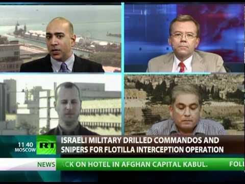 CrossTalk on Gaza: Flotilla 2.0