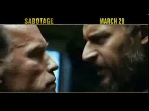SABOTAGE - TV Spot # 1 HD | ARNOLD SCHWARZENEGGER Movie