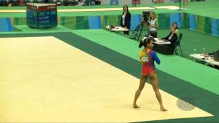 KARMAKAR Dipa (IND) - 2016 Olympic Test Event, Rio (BRA) - Qualifications Floor Exercise