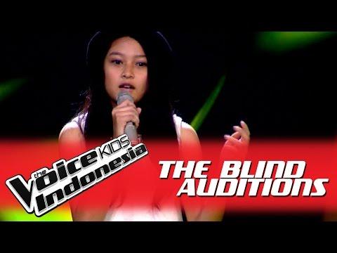 "Sosila ""Takkan Pernah Ada"" I The Blind Auditions I The Voice Kids Indonesia GlobalTV 2016"