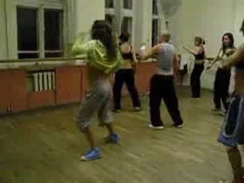Видео танцы hip-hop ragga