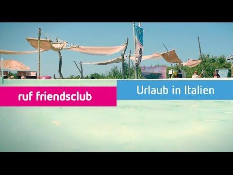ruf friendsclub - Urlaub in Italien