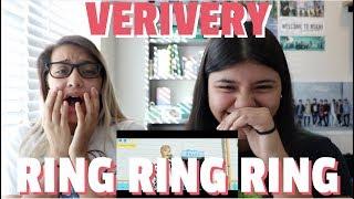 Verivery 39 불러줘 Ring Ring Ring 39 Mv Reaction