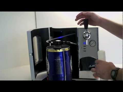 Edgestar Tbc50s Mini Kegerator Non Pressurized Keg