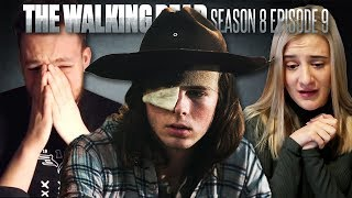 The Walking Dead: Season 8, Episode 9 Fan Reaction Compilation!