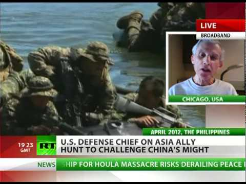US military build-up in Asia: 'Act of War'?