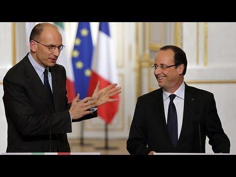 Enrico Letta vient renforcer le front des anti-austérité