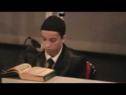 2009 Bilgi Yarismasi Kuran Okuyan sertan Hepdemir video