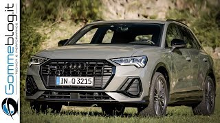 Audi Q3 S-line (2019) INTERIOR and DESIGN + First TEST DRIVE