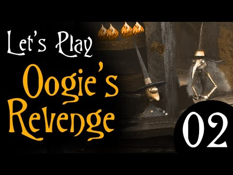 Let's Play Oogie's Revenge Chapter 02: The Witching Hour