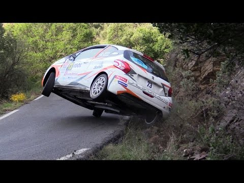 Rallye du Var 2016 Crash and Show