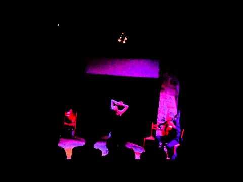 Danse Butho + flamenco - Les Nits d'Eus 2012 (Part 2)