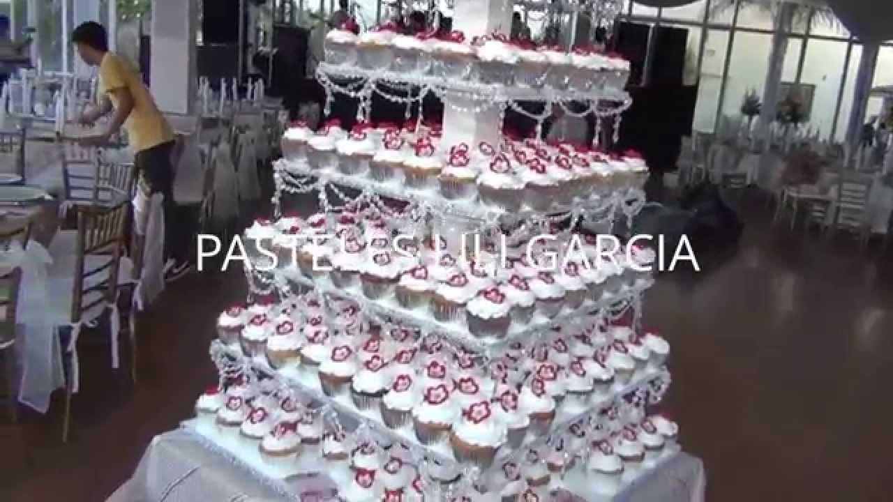 Pin de bases para acomodar cupcakes y pasteles renta venta - Bases para cupcakes ...