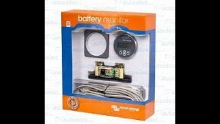 Protect your battery with a BMV-712 Battery Monitor by Victron Energy